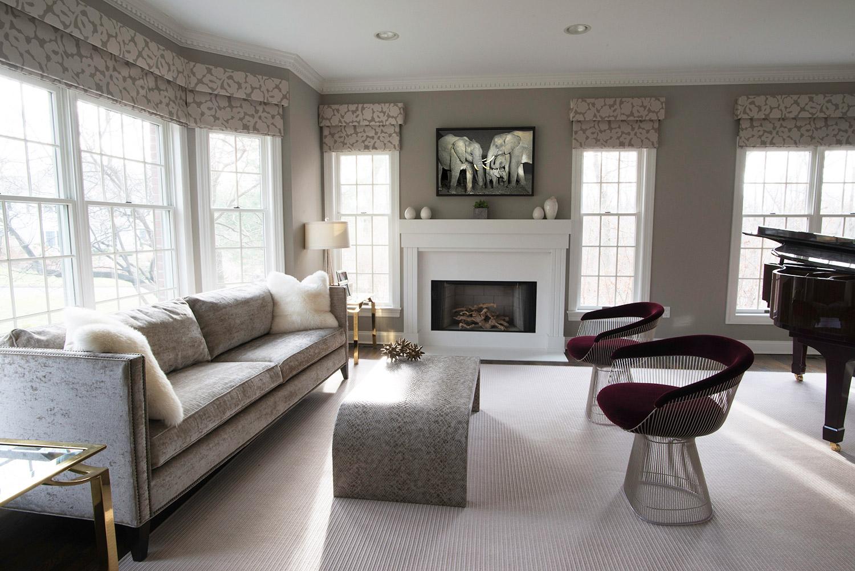 Janine Rosenblum Interiors | Clean, Uncluttered, Elegant Interior Design and Decoration