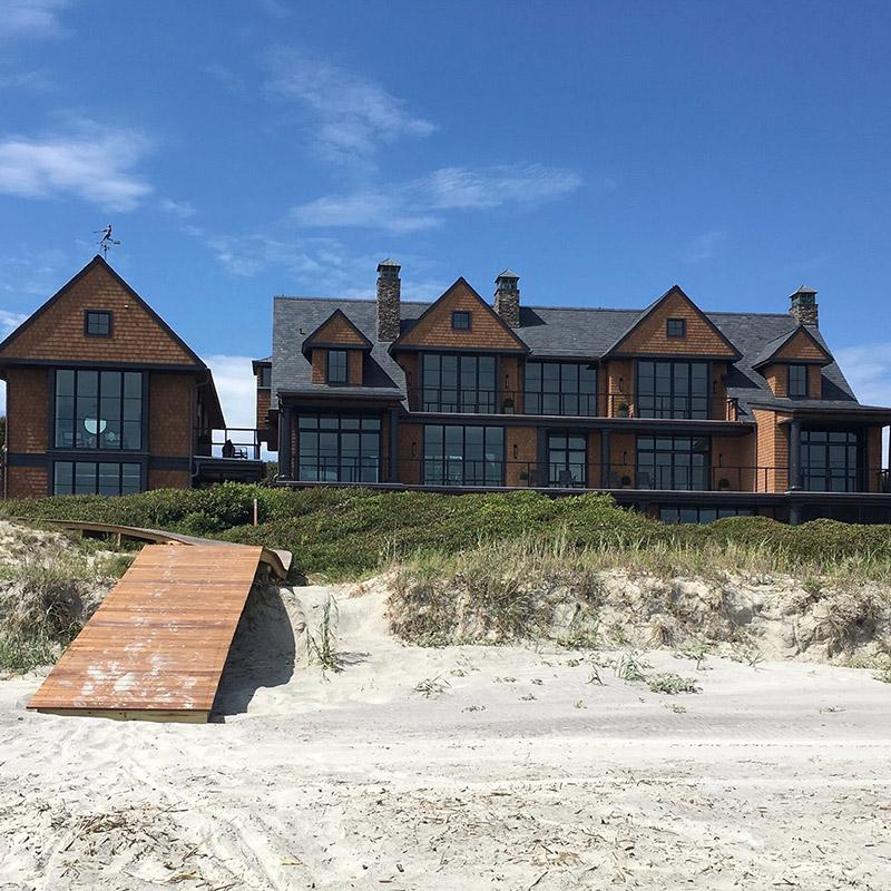 Janine Rosenblum Interiors | South Carolina Vacation Home Interior Design